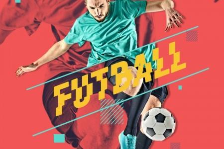 LAVENDER DESIGN - Sport témájú plakátterv