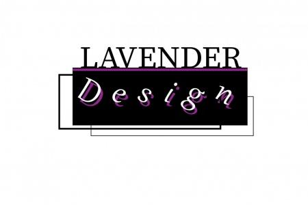 LAVENDER DESIGN - Logótervezés