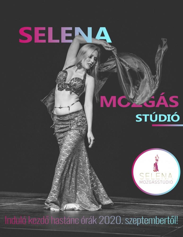 Selena-Facebook hirdetési kreatív