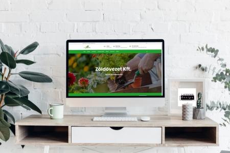 LAVENDER DESIGN -Zöldövezet Kft. új weboldala