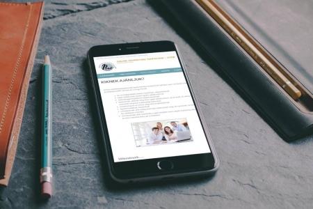 LAVENDER DESIGN - Profi Online Tanfolyam weboldala