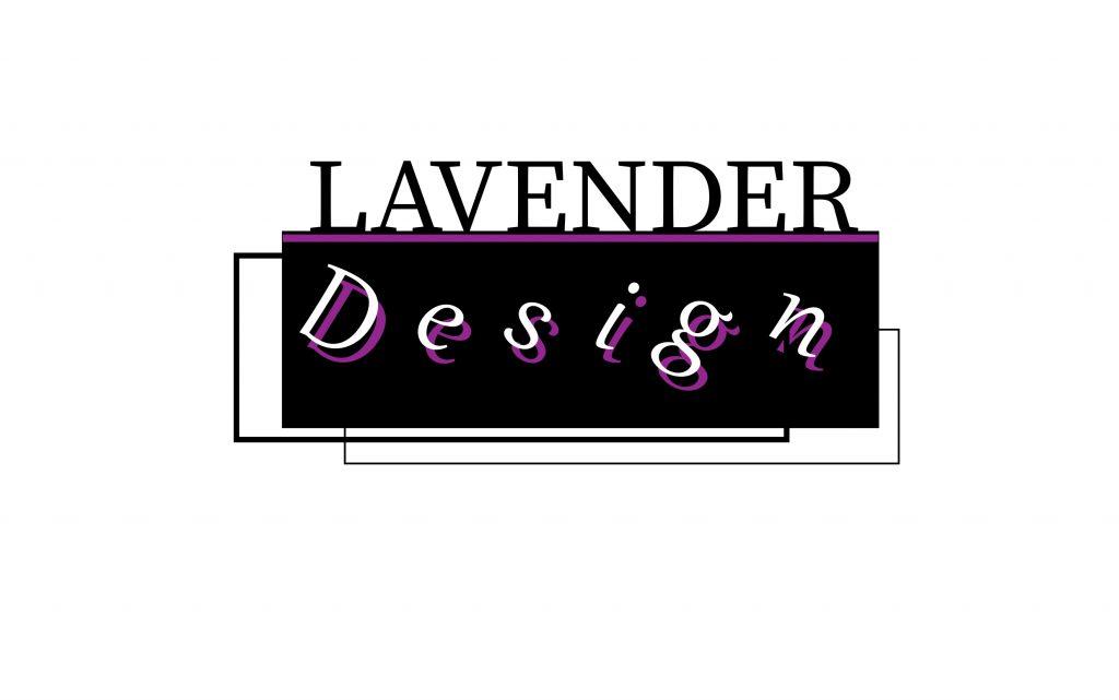 LAVENDER Design logotervezés