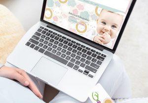 Babyland új weboldal