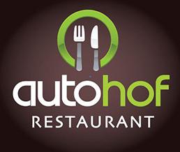 Autohof étterem logó