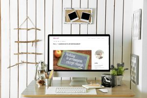 julie blogja weboldal